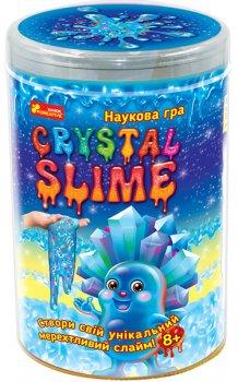 Научная игра Ranok-Creative Cristal Slime Кристалик (12132037У) (4823076144296)