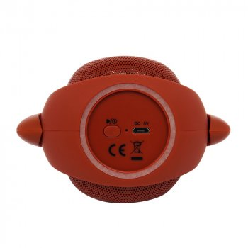 Bluetooth колонка для дітей Щеня, коричнева, iCutes (MB-M818)