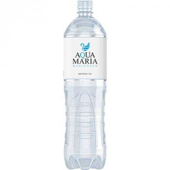 Упаковка столовой воды низкой минерализации Aqua Maria Still BHMW 1.5 л x 6 шт