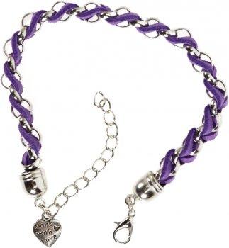 Браслет Traum 4227-38 Фиолетовый (4820004227380)