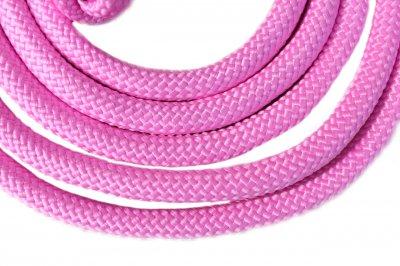 Скакалка для художньої гімнастики 3 м рожевий Kolibri T 155