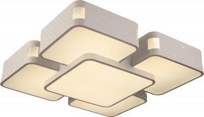 Люстра Altalusse INL-9345C-60 White LED 60 Вт