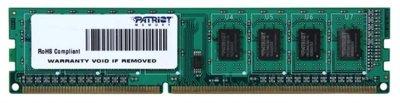 Модуль пам'яті DDR3 4GB/1333 Patriot Signature Line (PSD34G133381)