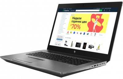 Ноутбук HP ZBook 17 G6 (6CK22AV_V7) Silver