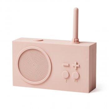 """Радіо """"Tykho 3"""" рожевий"""