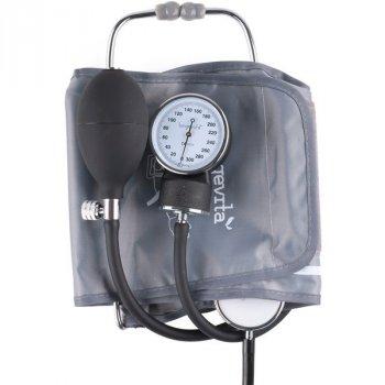 Механічний вимірювач тиску Longevita LS-5 На плече 24-36 см + Стетоскоп