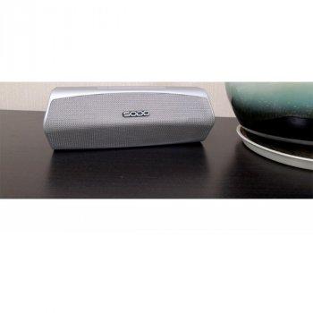 Бездротова Bluetooth колонка SODO L6-LIFE Silver (450049)