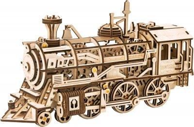Конструктор Robotime механический Локомотив 350 деталей (LK701) (6946785165425)