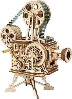 Конструктор Robotime механический Фильмоскоп 166 деталей (LK601) (6946785165098)