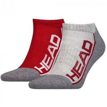 Носки Head Performance Sneaker 2P Unisex 791018001-070 (2 пары) Размер: 35-38