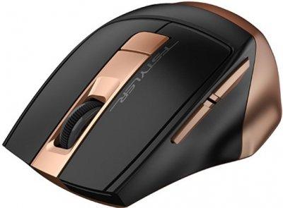 Миша A4Tech FG35 Wireless Bronze (4711421947855)