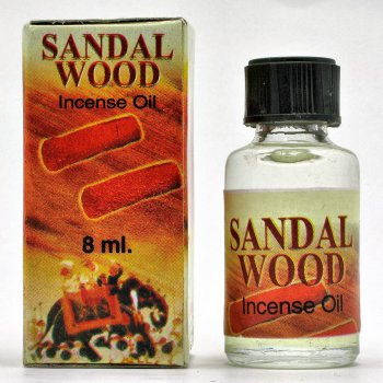 """Ароматическое масло """"Sandal Wood"""" 8 мл Индия"""