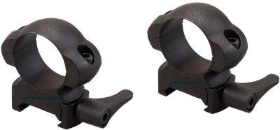 Установні кільця Vector Optics з кріпленням 25.4 мм — Weavers (D1150)