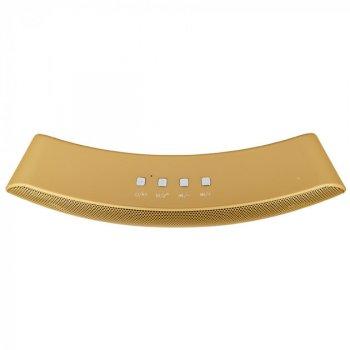 Беспроводная портативная Bluetooth колонка Gibox G6 PRO Gold (1-G6)