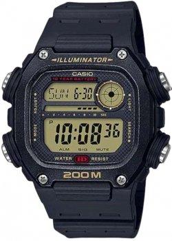 Чоловічий годинник CASIO DW-291H-9AVEF