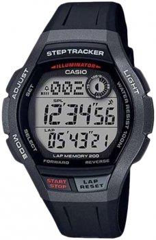 Чоловічий годинник CASIO WS-2000H-1AVEF