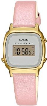 Жіночий годинник CASIO LA670WEFL-4A2EF