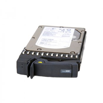 Жорсткий диск NetApp 300 GB 15K RPM SAS HDD (108-00166) Refurbished
