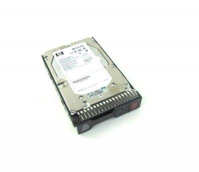Жорсткий диск HP 600GB 6G SAS 15K LFF Hard drive (653952-001) Refurbished