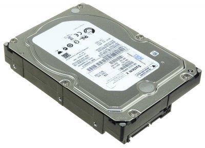 Жесткий диск IBM Server 1 TB 7200 SATA 3.5in HS (00W1442) Новое