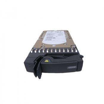 Жорсткий диск NetApp 450GB SAS 15K Internal Hard Drive (X289A-R6) Refurbished