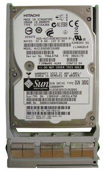 Жорсткий диск Sun Microsystems 300GB 10K SAS 2.5 IN HDD (542-0388-01) Refurbished