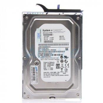 Жорсткий диск IBM 500GB 7.2 K 6Gbps (81Y9802) Refurbished