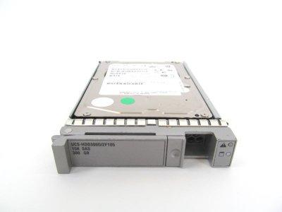 Жорсткий диск Cisco 6Gb SAS 300GB 15K RPM SFF HDD/hot plug/drive (58-0138-01) Refurbished