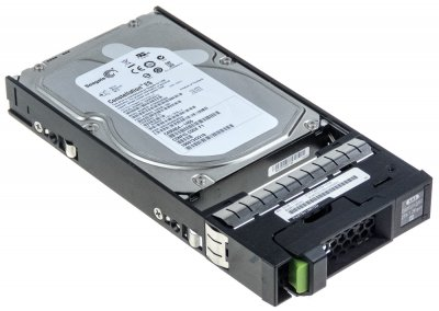"Жорсткий диск Fujitsu SATA-Festplatte 160GB 10k SATA2 3,5"" (CA07237-E120) Refurbished"