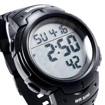 Мужские часы Skmei 1068 Black BOX (1068BOXBK)