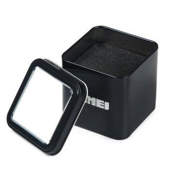 Чоловічий годинник Skmei 1025 Black BOX (1025BOXBK)