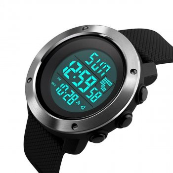 Мужские часы Skmei 1267 Black Big Size BOX (1267BOXBKBS)