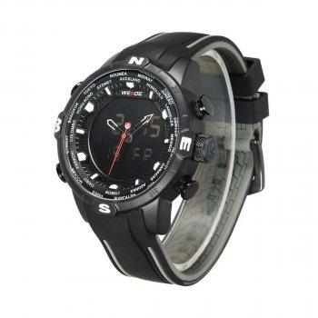 Чоловічий годинник Weide All Black WH6310B-1C (WH6310B-1C)