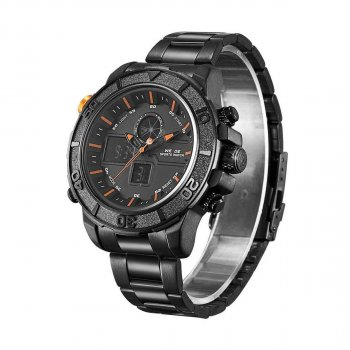 Мужские часы Weide Orange WH6108B-5C SS (WH6108B-5C)