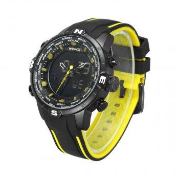 Чоловічий годинник Weide Yellow WH6310B-3C (WH6310B-3C)