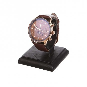 Мужские часы Guanqin Gold-Brown-Brown GQ12003 CL (GQ12003GBrBr)