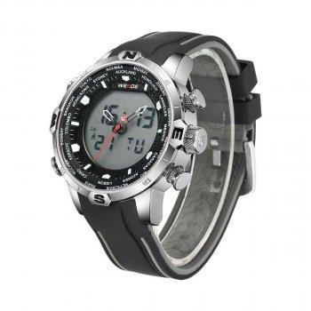 Чоловічий годинник Weide Black WH6310-1C (WH6310-1C)
