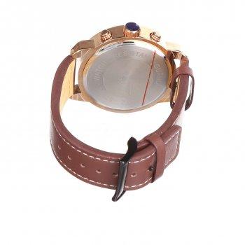 Мужские часы Guanqin Gold-Black-Brown GS19088 CL (GS19088GBBr)