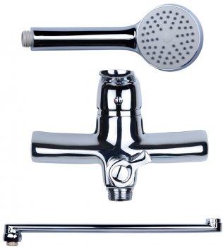 Змішувач для ванни AQUATICA NM-2C234C