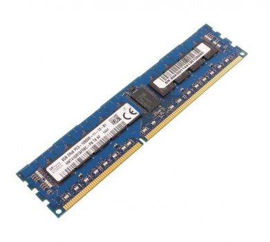 Оперативна пам'ять EMC DDR3-RAM 8GB PC3-12800R ECC 2R (100-564-325) Нове