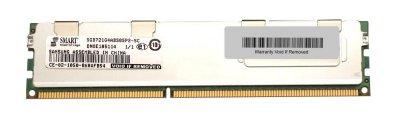 Оперативна пам'ять NetApp DDR3-RAM 8GB PC3-10600R ECC 2R (SGB721G4ABS85P2-SC) Refurbished