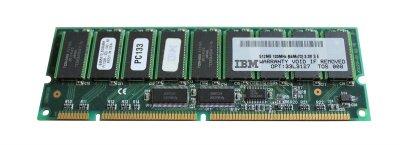 Оперативна пам'ять IBM 512MB ECC Registered DIMM PC133 (33L3127) Refurbished