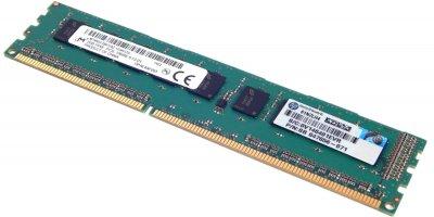 Оперативна пам'ять HP 2GB (1*2GB) 1RX8 PC3L-10600E-9 RAM (647656-071) Refurbished