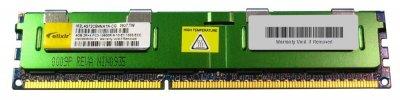 Оперативна пам'ять Elixir DDR3-RAM 4GB PC3-10600R ECC 2R (M2L4G72CB4NA1N-CG) Refurbished