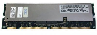 Оперативна пам'ять IBM 128MB RDIMM (33L3143) Refurbished