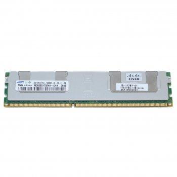 Оперативна пам'ять Cisco 4GB PC3-10600R DR3 ECC Memory DIMM (15-11767-01) Refurbished