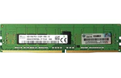 Оперативная память HP 4GB (1x4GB) DDR4-2133 Memory Kit (752367-081) Refurbished