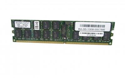 Оперативна пам'ять NetApp DDR2-RAM 4GB PC2-5300R ECC - (BA-00-1308-000C7DFC) Refurbished
