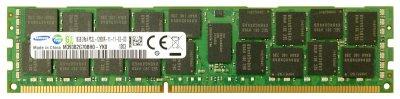 Оперативна пам'ять Fujitsu DDR3-RAM 16GB PC3L-12800R ECC 2R LP (S26361-F3383-L427) Refurbished