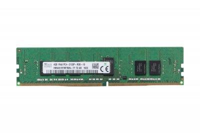 Оперативная память Hynix DDR4-RAM 4GB PC4-2133P ECC RDIMM 1R (HMA451R7MFR8N-TF) Refurbished